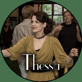 Thessa - Dansdocent Let's Swing Groningen