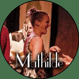 Mathilde - Dansdocent Let's Swing Groningen