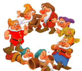 Which of the Seven Dwarfs is the Tallest?