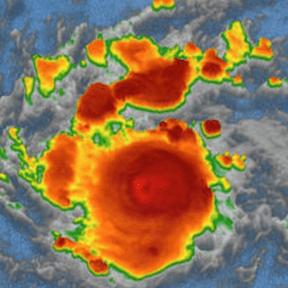 Hurricane Dorian Screams Down Upon Boca Raton!