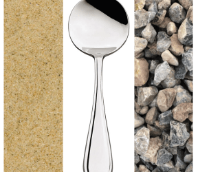 Would You Rather Eat a Bowl of Sand or a Bowl of Gravel?