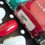 American Apparel Nail Lacquer in Lipstick