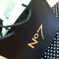 No7 Free Gift