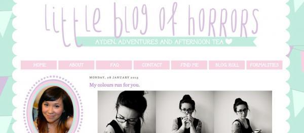 Little Blog of Horrors