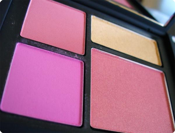 NARS Foreplay Palette