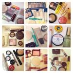 Grid of Makeup #2