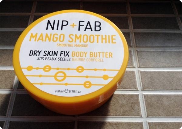 Nip & Fab Mango Smoothie