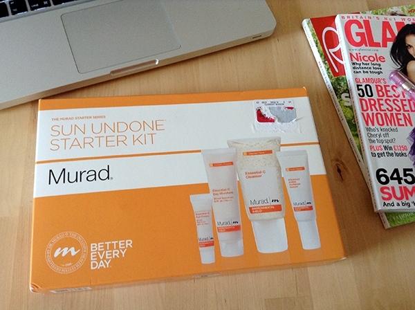 Murad Sun Undone Starter Kit
