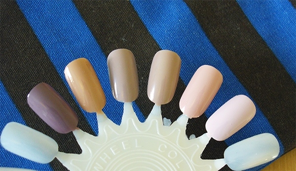 Nude Swatches