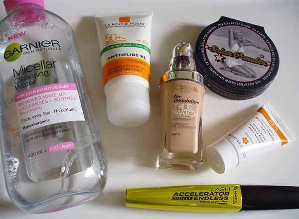 My favourite makeup and skincare from April 2014