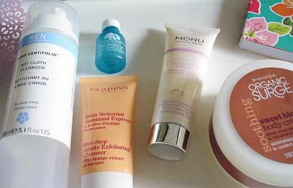 Favourite Skincare