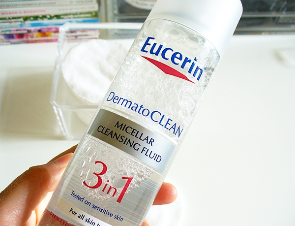 Eucerin 3 in 1 Micellar Cleansing Fluid