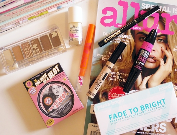 October Beauty Purchases