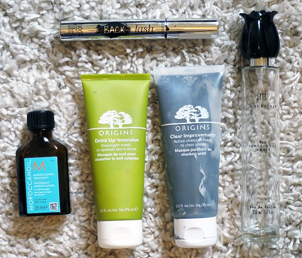 January Empties 2015