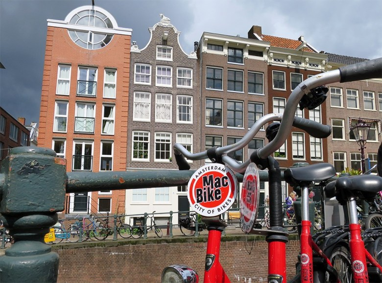 Amsterdam City of Bikes