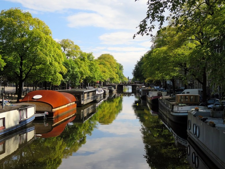 Amsterdam House Boats