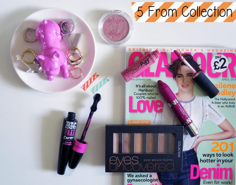 5 products from Collection