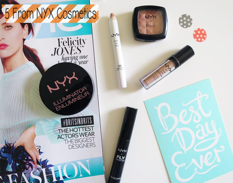 5 From NYX Cosmetics