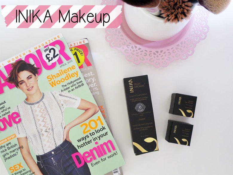 INIKA Makeup