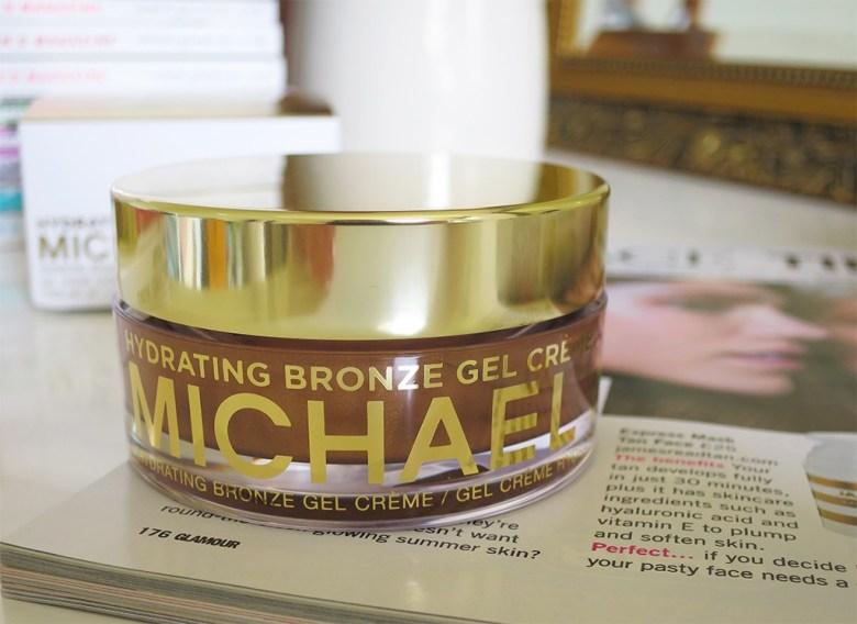 Michael Kors Bronzing Gel