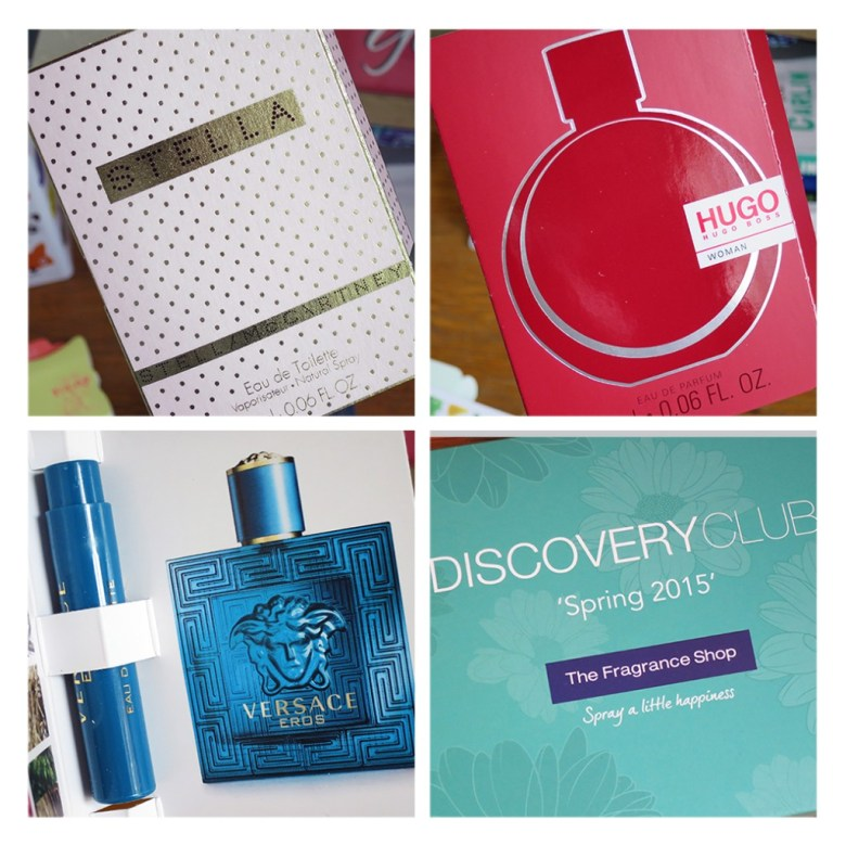 The Discovery Club Spring Box