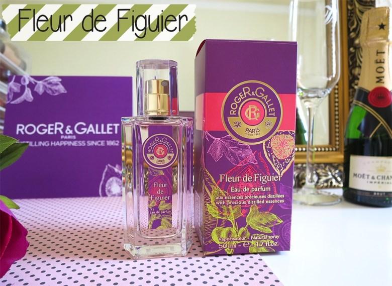 Roger & Gallet Fleur de Figuier Eau de Parfum