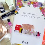 Bloom With Harrods Beauty