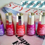 Mavala Jelly Effect Collection