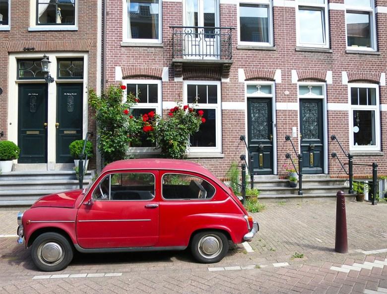 Fiat 600 Amsterdam