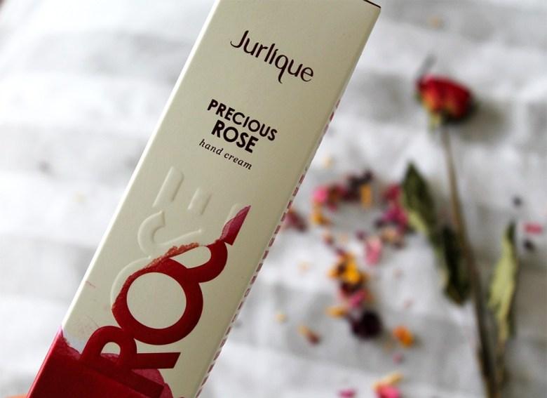 Jurlique ltd edition Precious Rose Handcream
