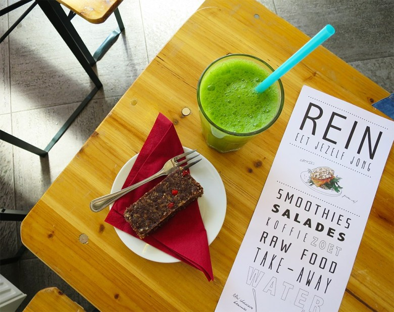 Rein Juice & Salad Bar Amsterdam