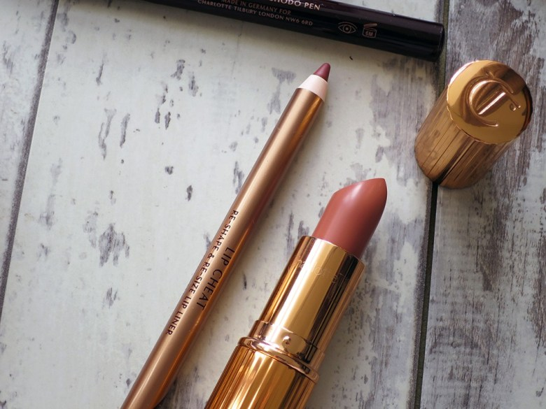 Charlotte Tilbury Lip products