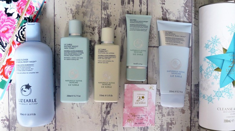 Liz-Earle The Best of Botanical Beauty Collection