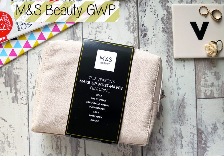 M&S Beauty Gift With Purchase