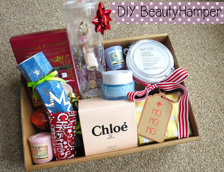 Beauty Hamper With Boots