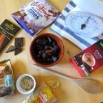 Date & Chocolate Energy Bites