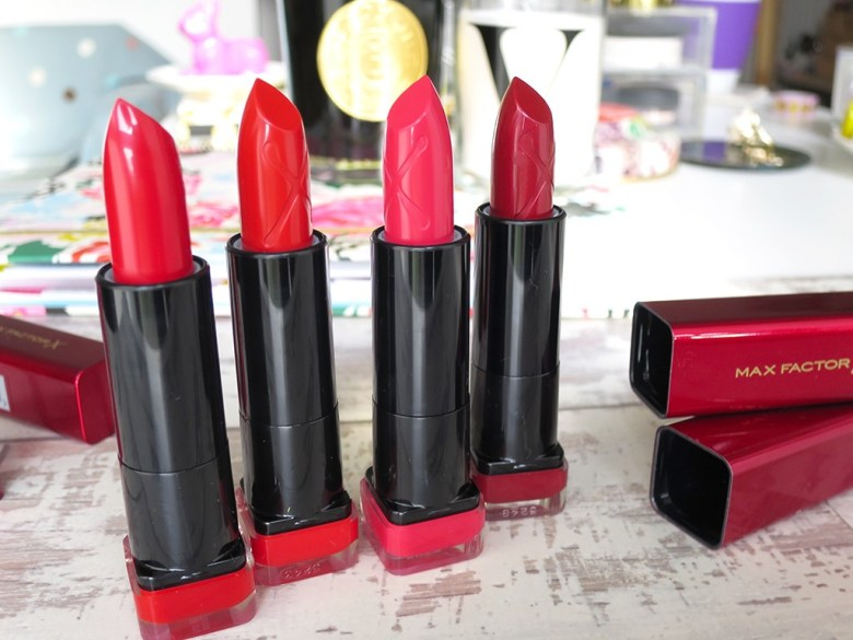 Max Factor Marilyn Monroe Lipsticks