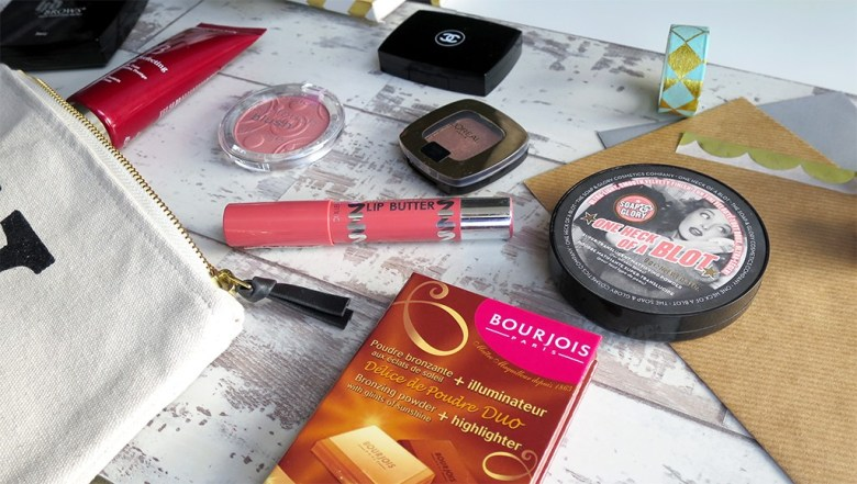 Shopping My Beauty Stash December 2015
