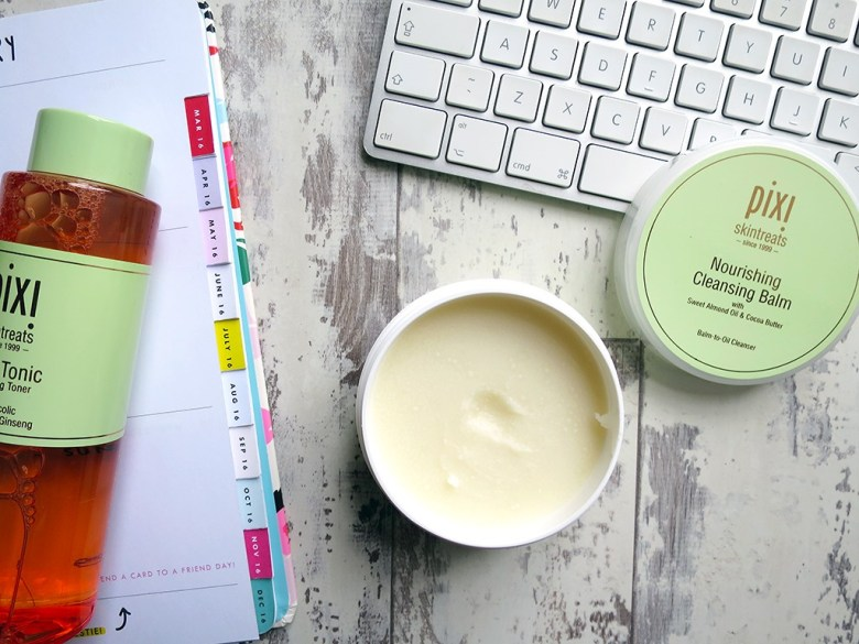 Pixi Glow Tonic and Cleansing Balm