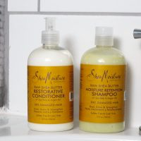 SheaMoisture Raw Shea Butter Haircare