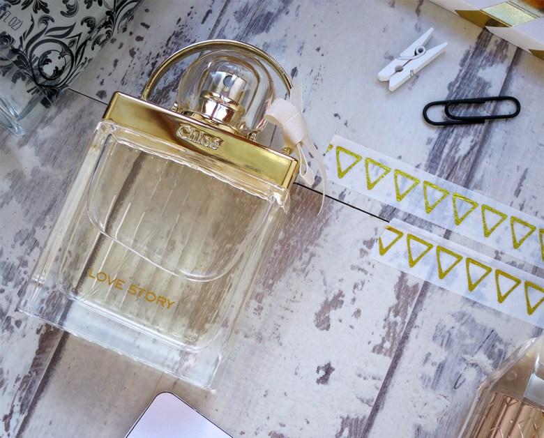 Chloe Love Story Perfume