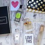 Current Favourite Perfumes