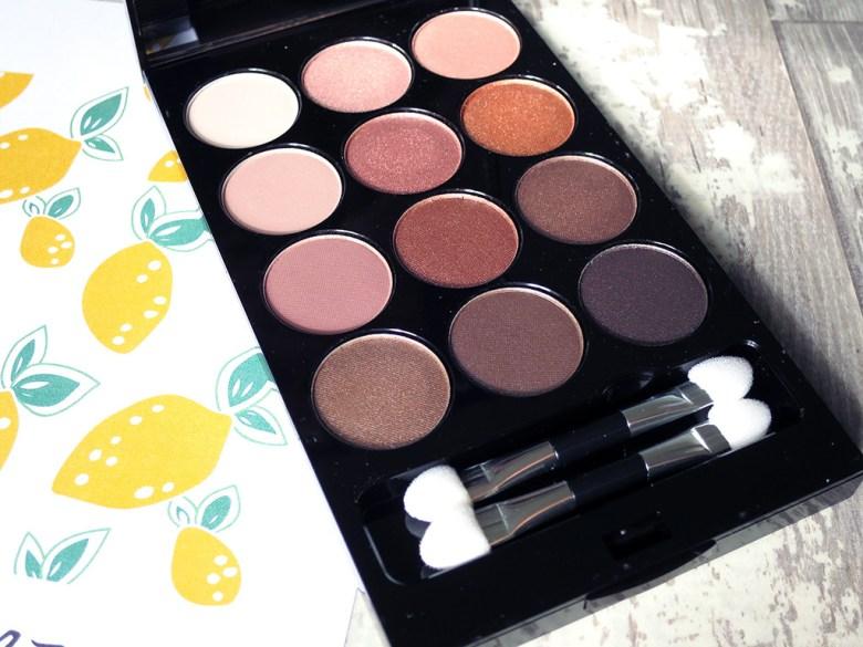 Skinn Rosette Eyeshadow Palette