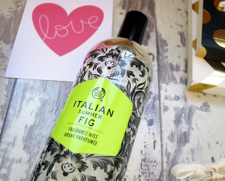 The Body Shop Italian Fig Body Spray