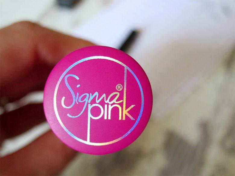 Sigma Pink Lipstick