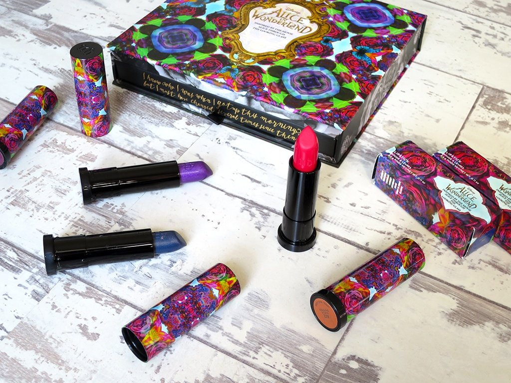 UD Alice Through The Looking Glass Collection
