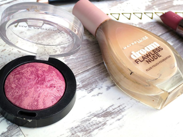 My Current Favourite Beauty Products