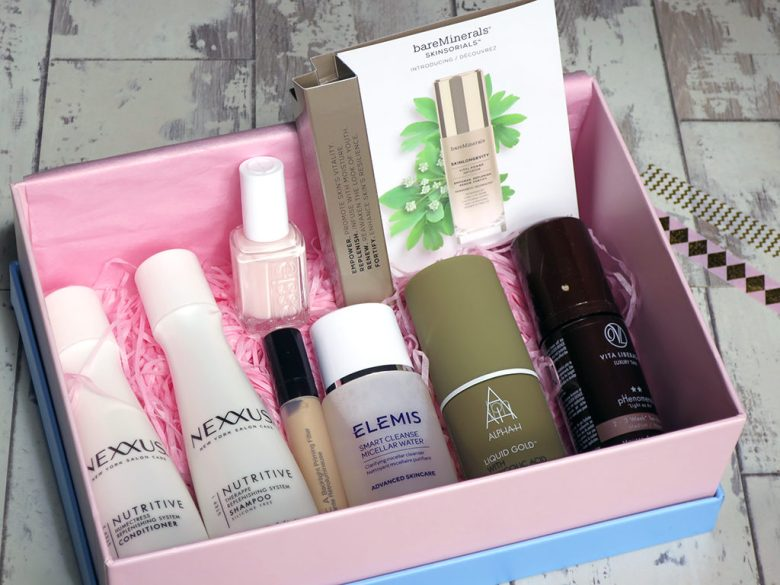 Tili Beauty Box Contents