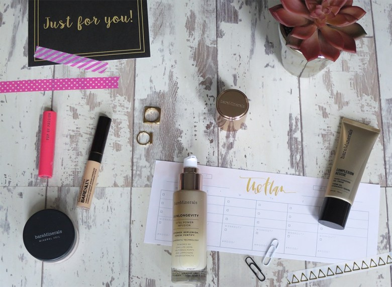 5 Products From bareMinerals