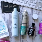 August 2016 Product Empties